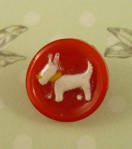 Vintage button