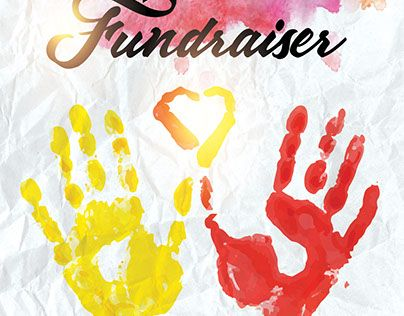 Check out new work  - fundraiser template free