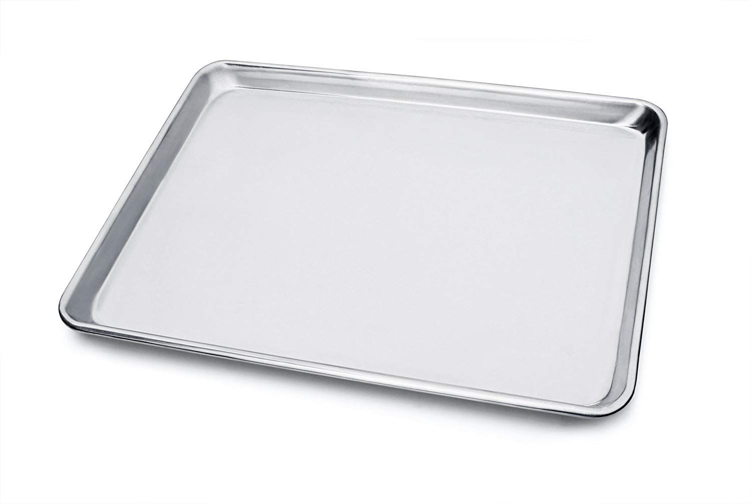 New Star Foodservice 36862 Commercial 18 Gauge Aluminum Sheet Pan 13 X 18 X 1 Inch Half Size More Info Could Be Fo Sheet Pan Aluminium Sheet Food Service