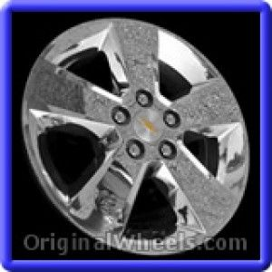 Chevrolet Equinox 2012 Wheels Rims Hollander 5521 Chevrolet
