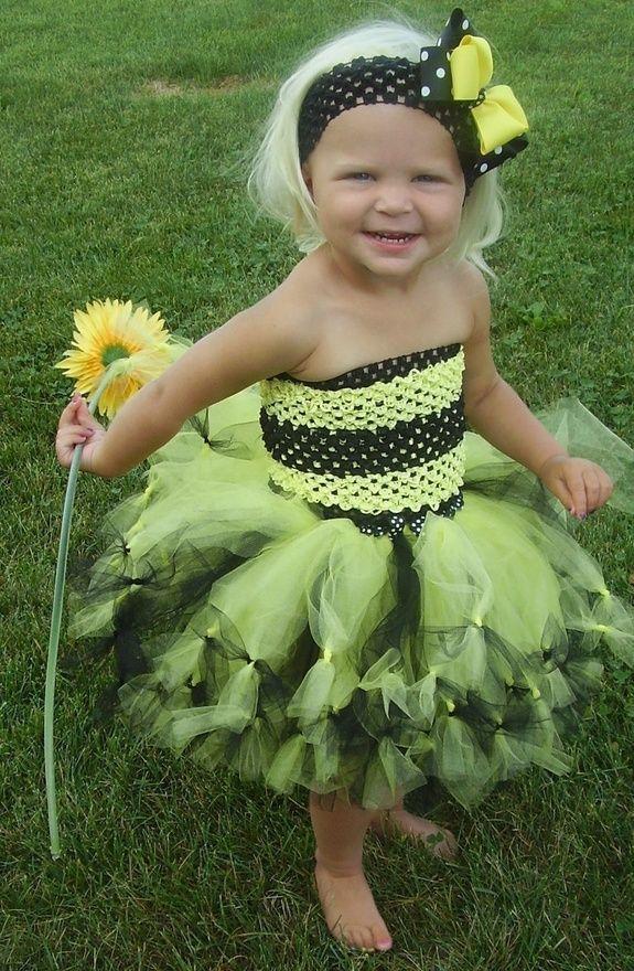 Bumble Bee tutu Costume | Udklædning | Syning, Kostumer og Børn