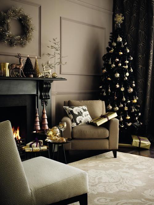 Theatre Art deco Christmas decorations | Christmas 2016 | Pinterest ...