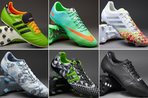 Mirror Football have teamed up with Pro Direct Soccer to come up with a list of the most sought-after boots available this year