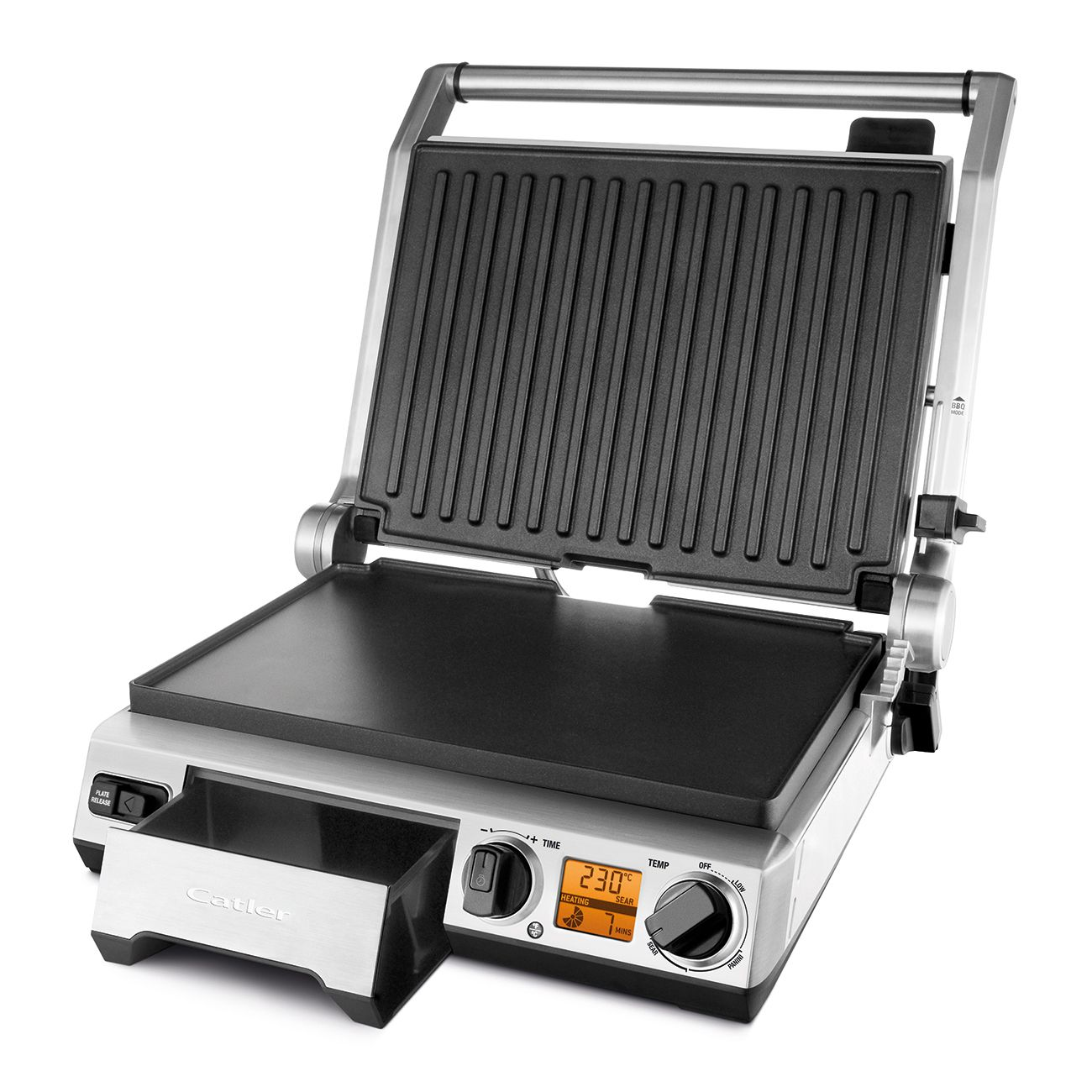 Contact and bbq grill 2 in 1 indoor bbq grilling bbq grill