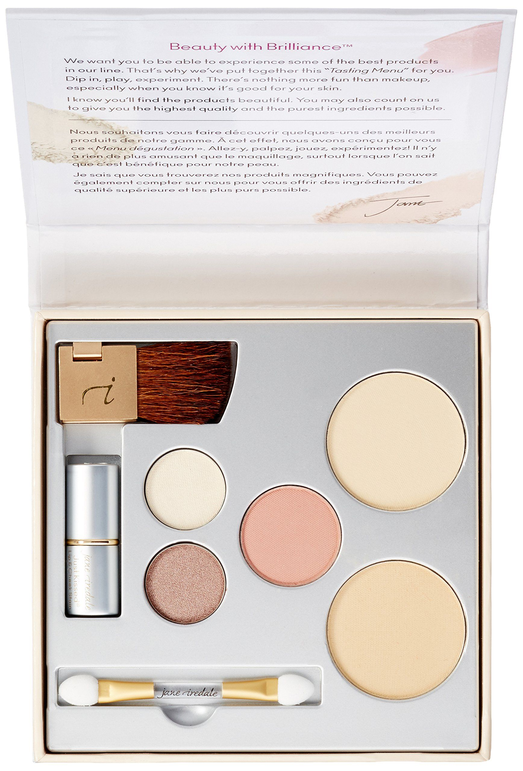 jane iredale Pure and Simple Makeup Kit Medium 5.80 oz