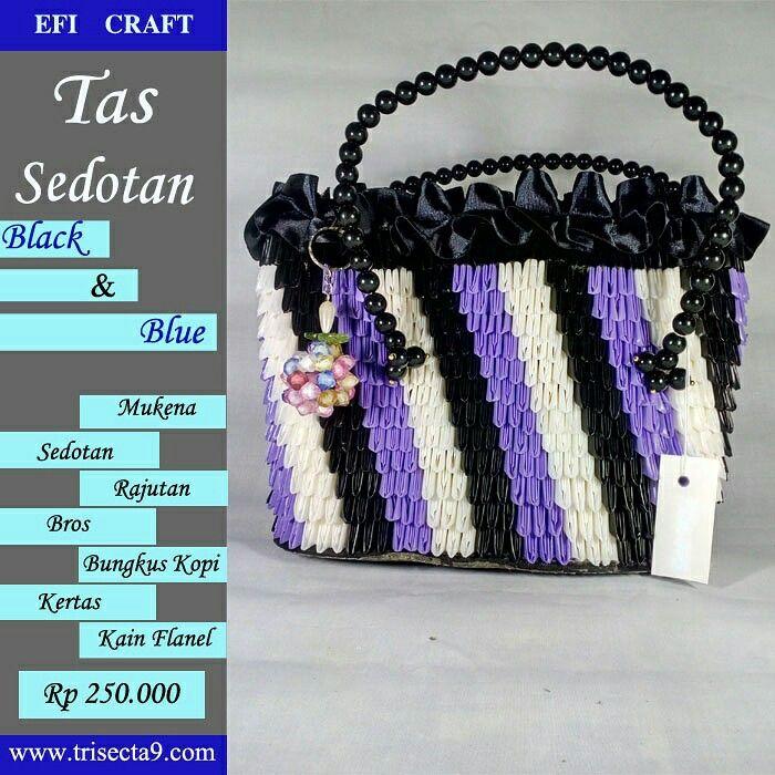 Efi Craft Tas Dari Sedotan Penjualan Produk Dan Pelatihan