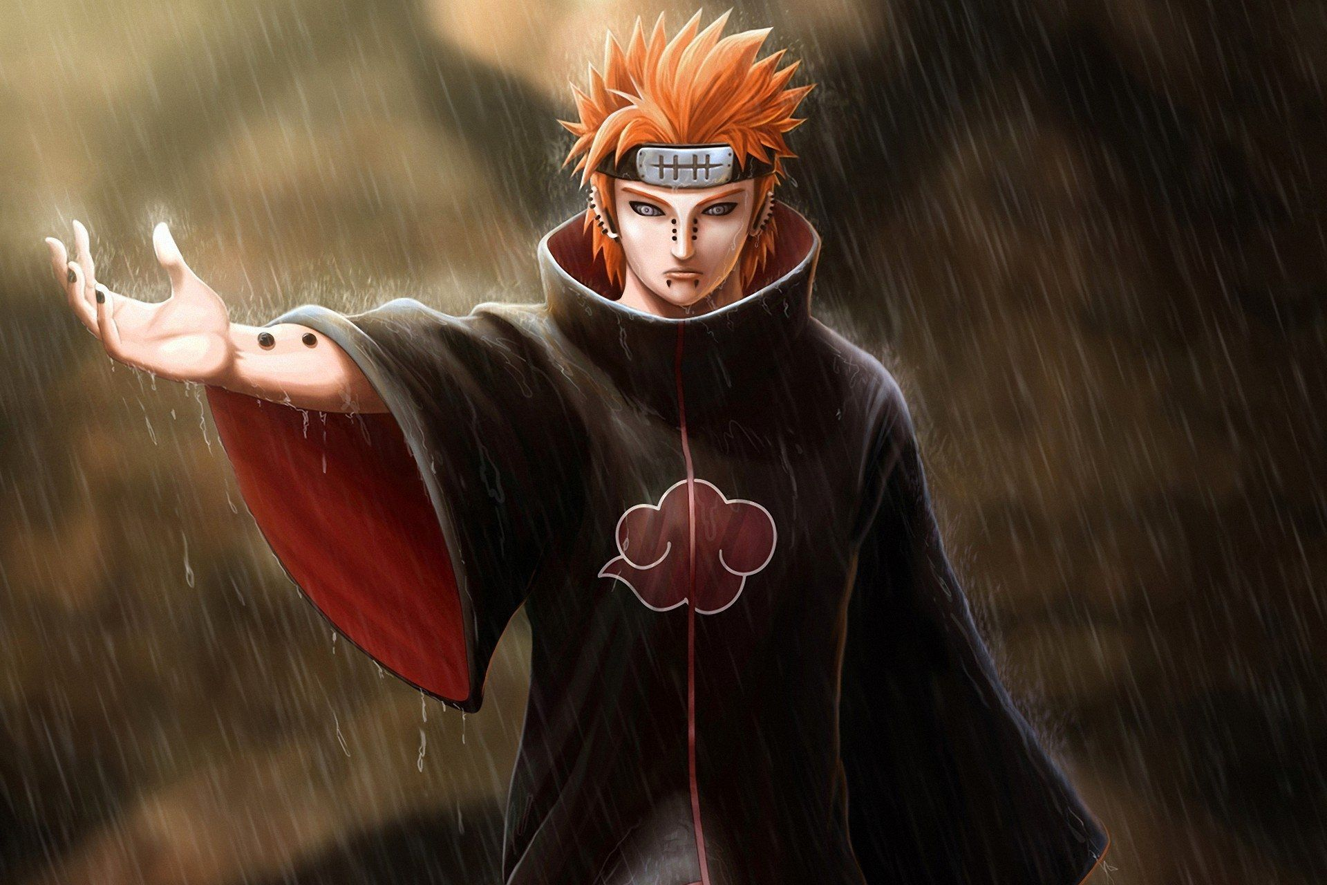Naruto Shippuden 4k Wallpaper Download Di 2020 Dengan Gambar