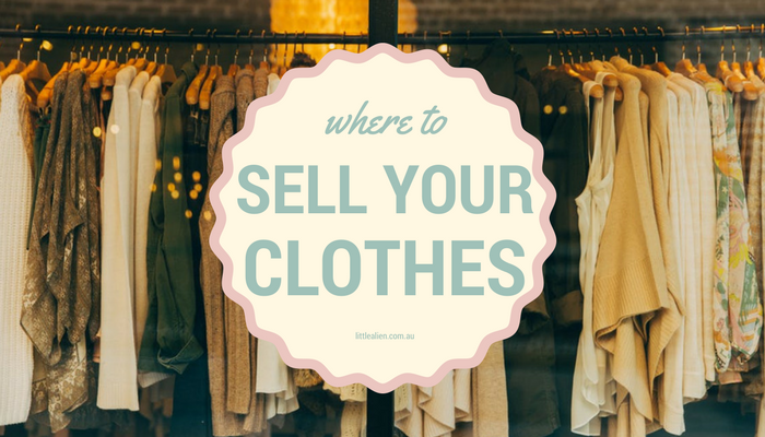 Cleaning Out Your Closet Heres Where To Sell Second Hand Clothes Online Things To Sell Second Hand Clothes Online Where To Sell
