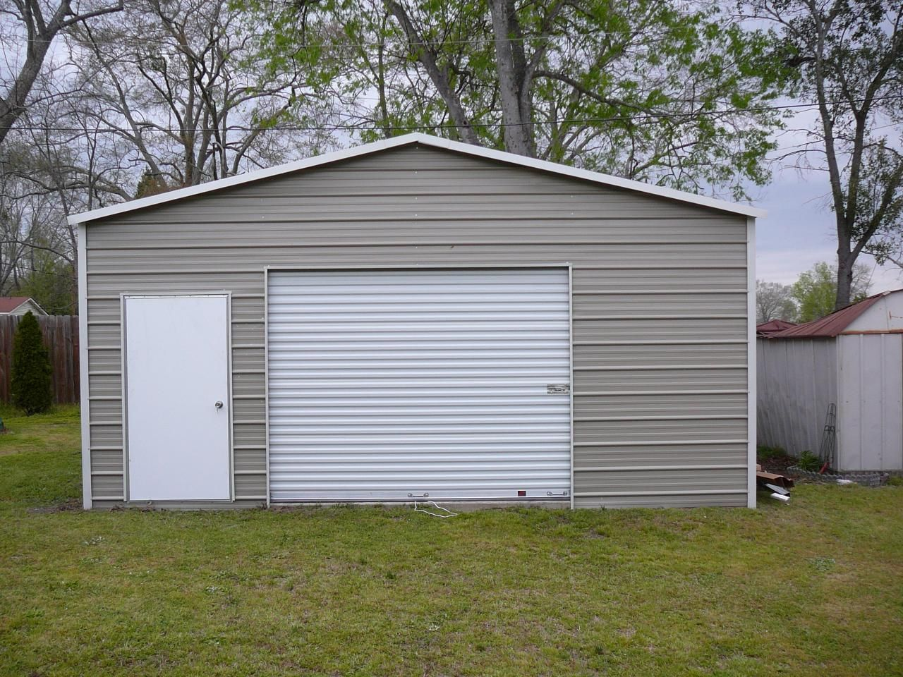 prefab steel garages uk (With images) Modern garage