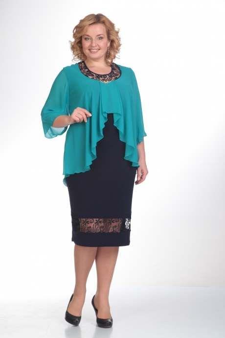 Коллекции платья для полных женщин