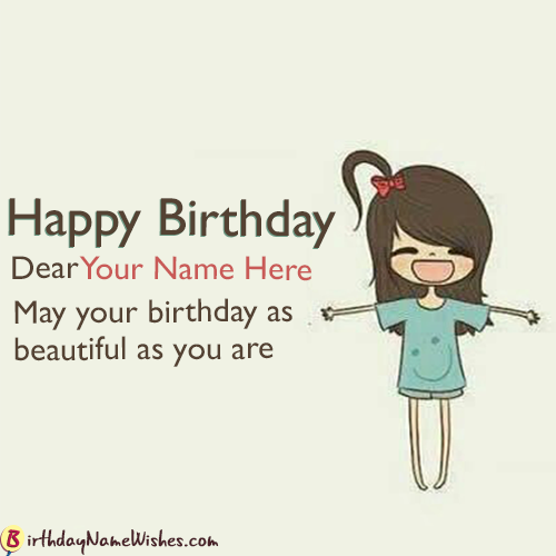 Pin on Happy Birthday Wishes For Girls With Name