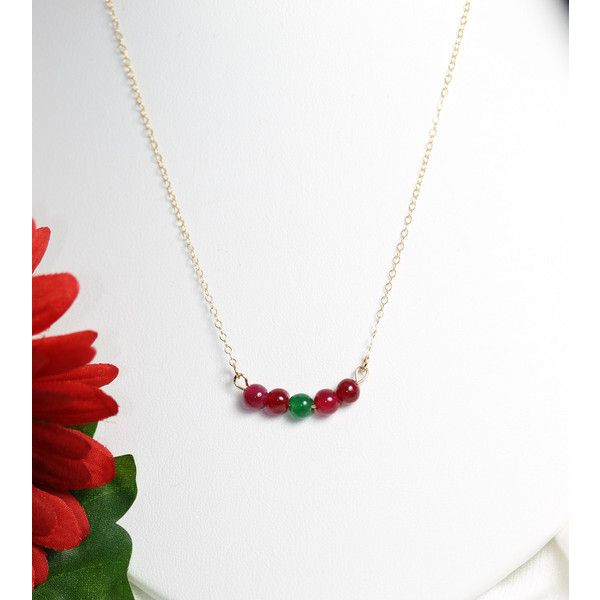 Ruby pendant ruby jewelry genuine ruby emerald ruby necklace ruby pendant ruby jewelry genuine ruby emerald ruby necklace 14ky 71 liked on polyvore featuring jewelry pendants emerald gold chai mozeypictures Gallery