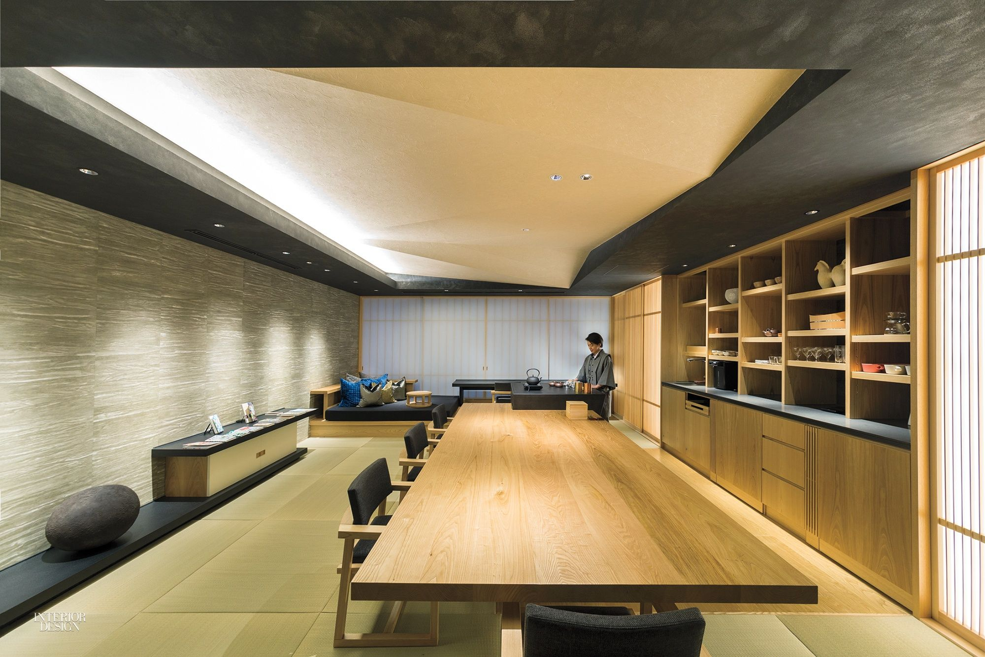 Hoshinoya Tokyo Spa Hotel By Rie Azuma Reinvents The Traditional Anese Ryokan