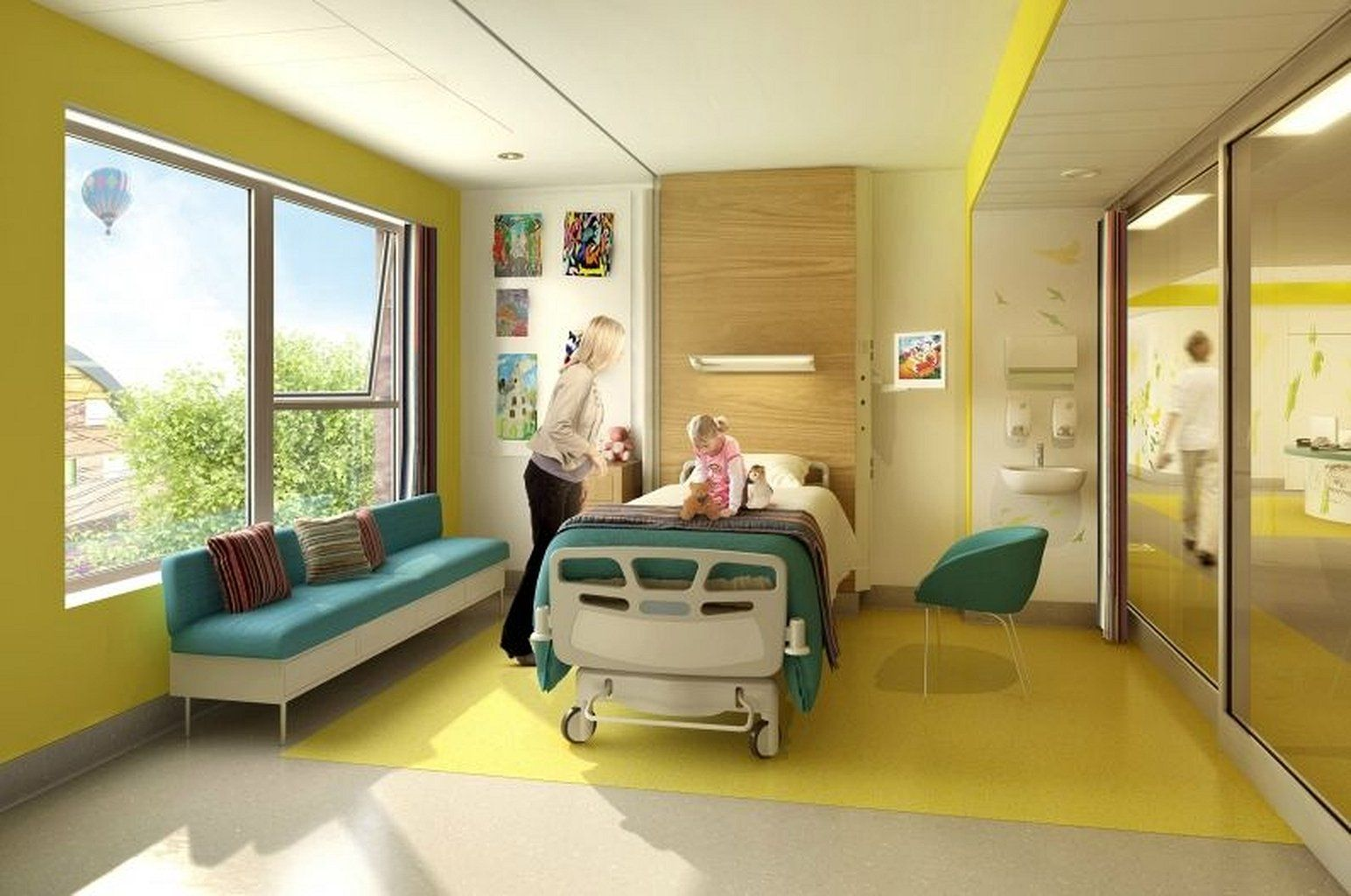 kosair childrens hospital images - HD1525×1000