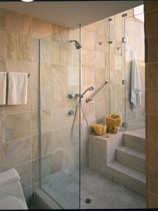 Natural Stone Small Bathroom Tiles