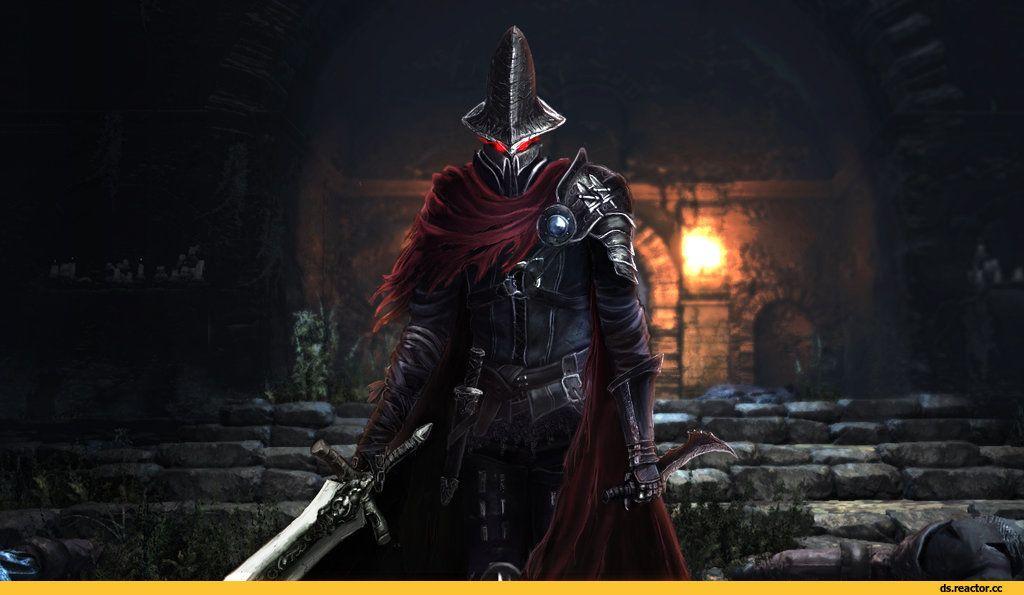 Dark Souls,фэндомы,Abyss Watchers,DSIII персонажи,Dark