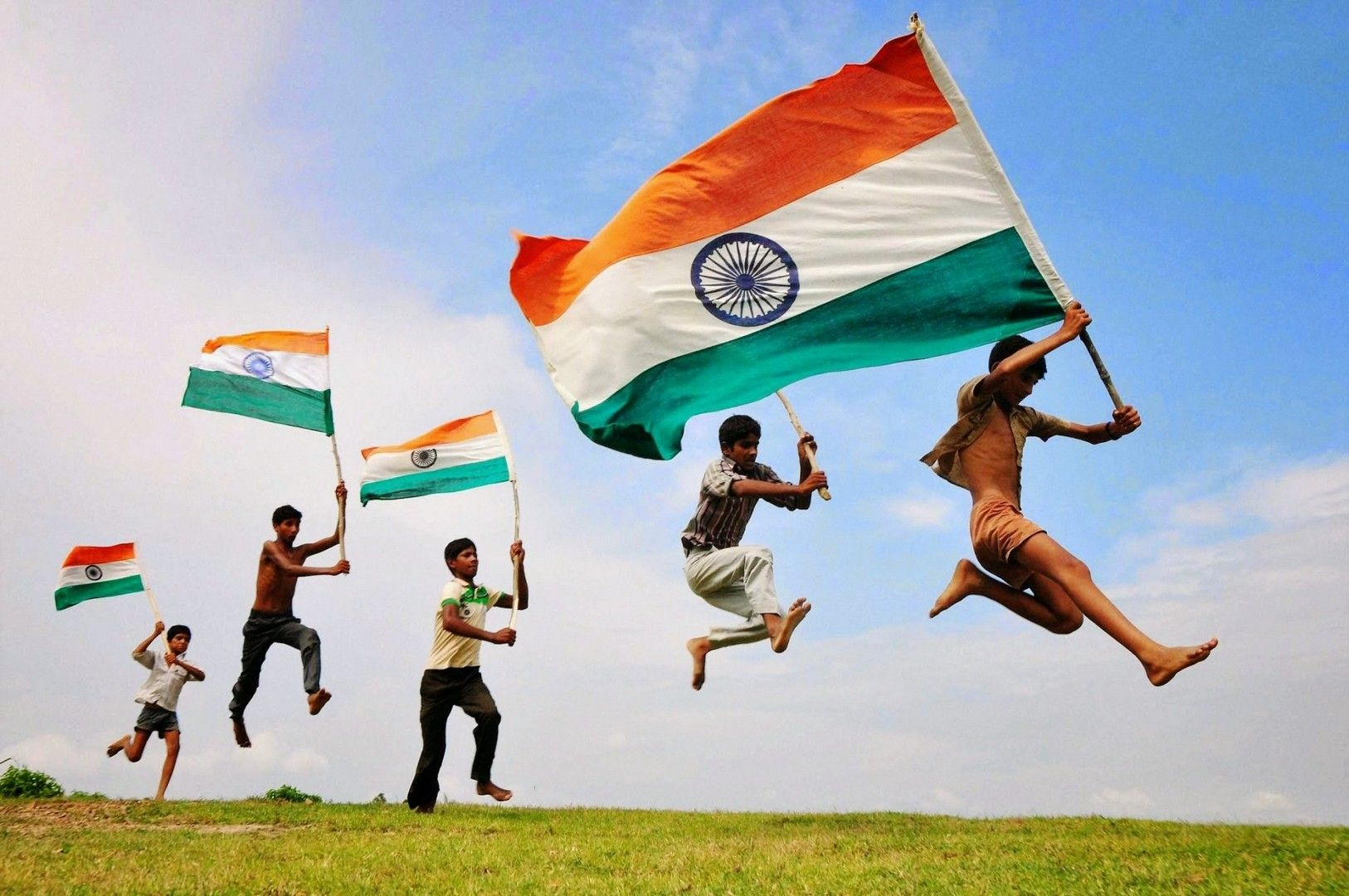 Flag of India wallpaper   Vande Mataram (eXpLorE InDiA)   Pinterest