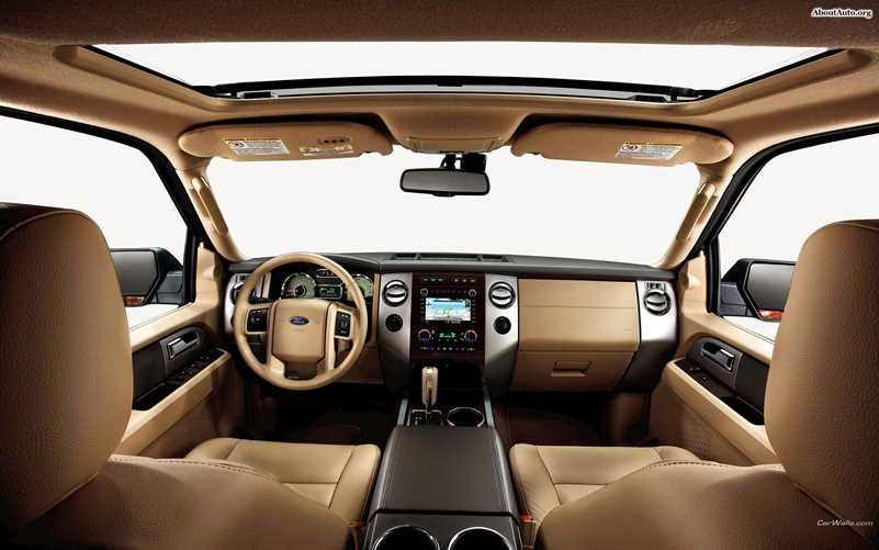 2016 Ford Expedition Is The Featured Model. The 2016 Ford Expedition  Interior Image Is Added In Car Pictures Category By The Author On Jun