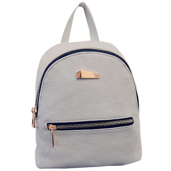Tyka mini backpack ($30) ❤ liked on Polyvore