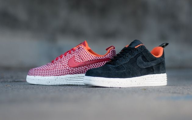 new arrival 45760 fffd3 Undefeated x Nike Lunar Force 1 Pack Pt. 2