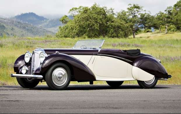 1939 Aston Martin Lagonda V 12 Rapide Aston Martin 1935 1960