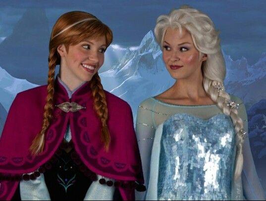 Disneys Frozen- cosplay