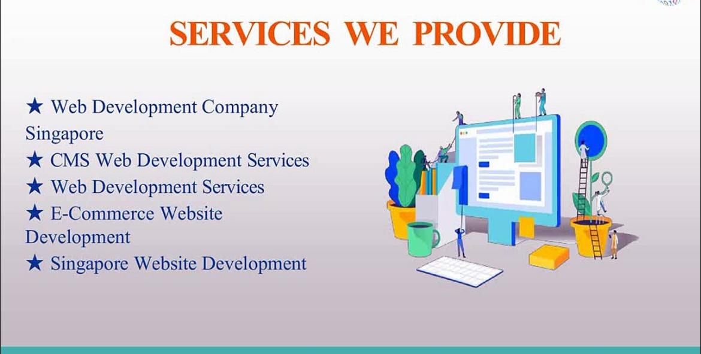Pin On Web Development Services Singapore