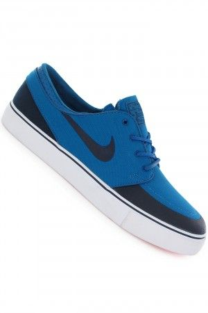 Nike SB Zoom Stefan Janoski Premium SE Shoe (military blue obsidian)   skatedeluxe  sk8dlx  nike 99fe7646ae736