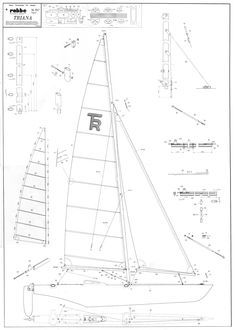 IWEMA Enterprise. The power of RC multi hull sailing. Plans Triana from ROBBE | RC Sailboats in ...