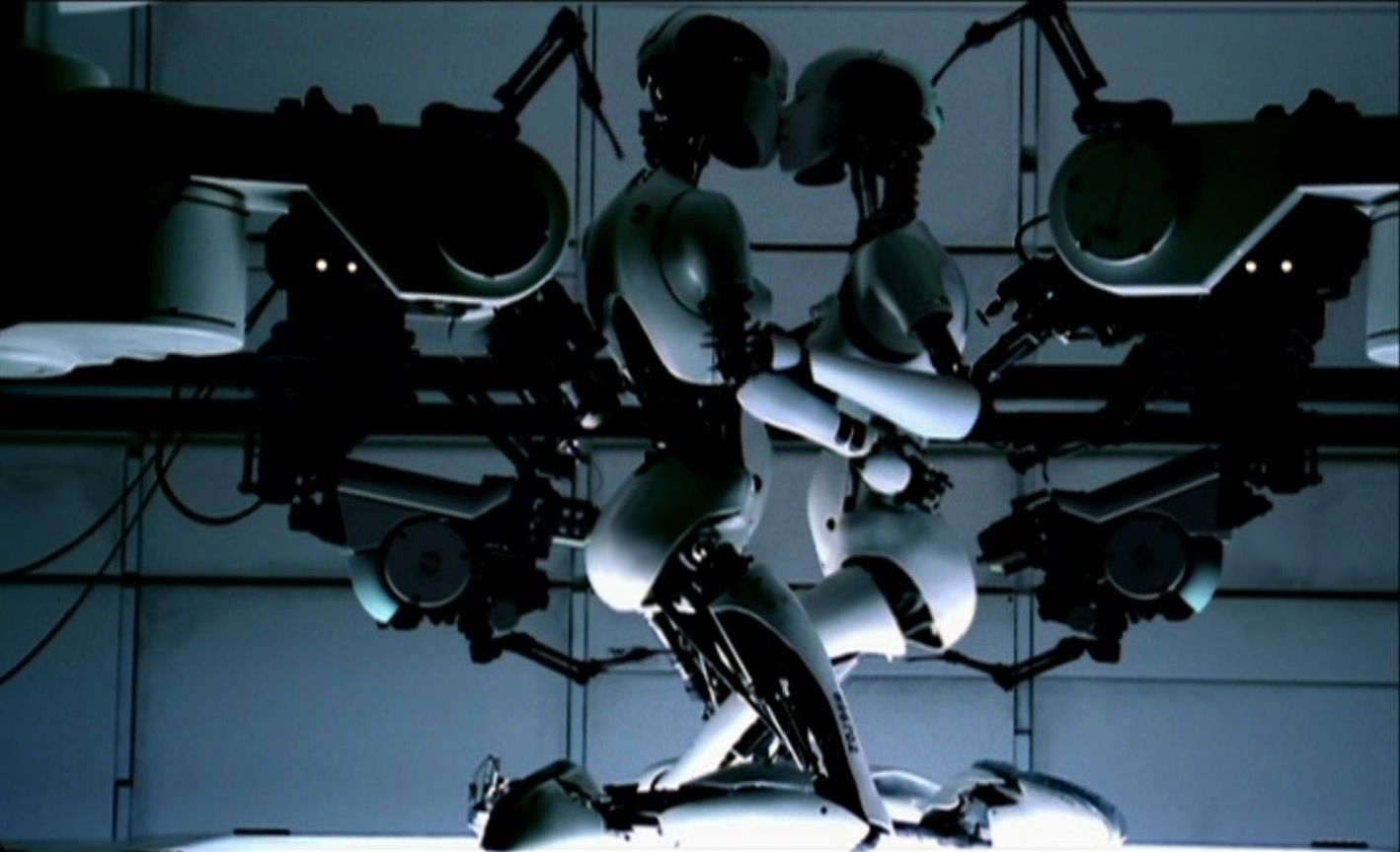 Bjork In All Is Full Of Love Video Clip Directed By Chris