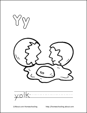 Letter Q Coloring Book Free Printable Pages