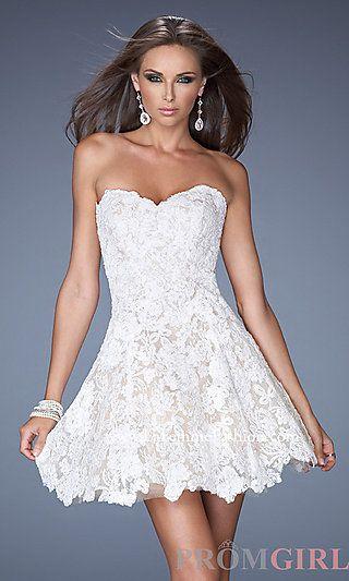 femme white dress short La