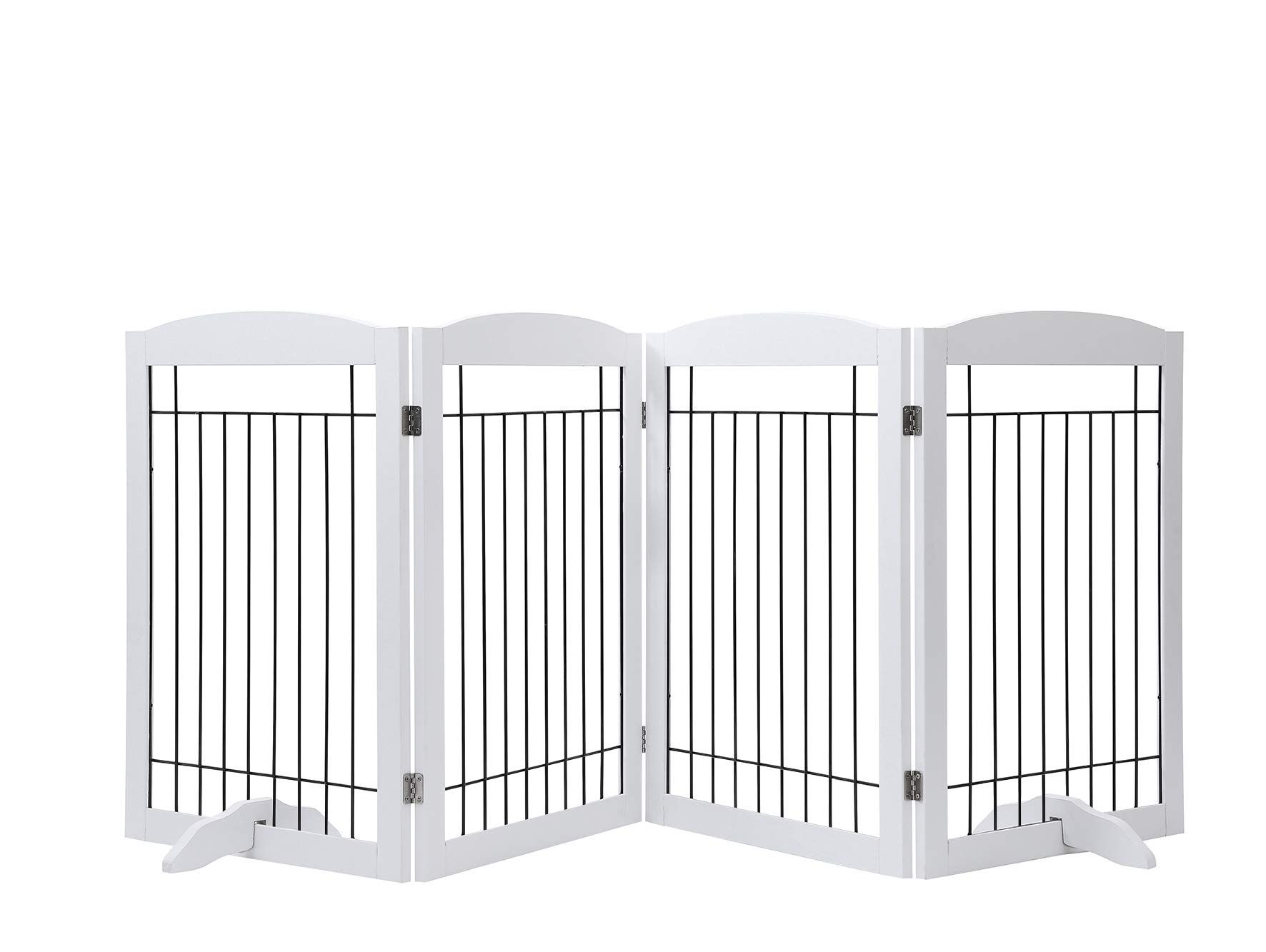 Pawland 96 Inch Extra Wide Dog Gate For The House Find Out More