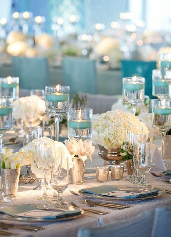 Hochzeitskerzen romantische warme licht conference 2018 pinterest - Brautpaar tischdeko ...
