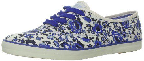 d1716a4e196497 Keds Women s Champion Floral Fashion Sneaker