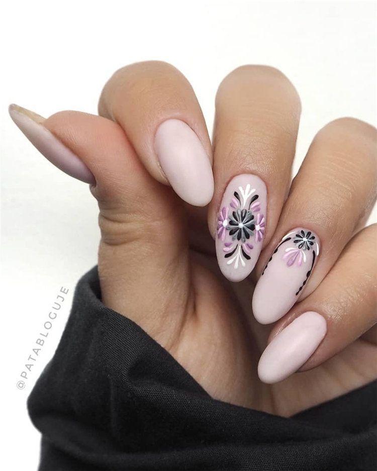 60trendy Gel Nails Designs Inspirations L Wish I Had A
