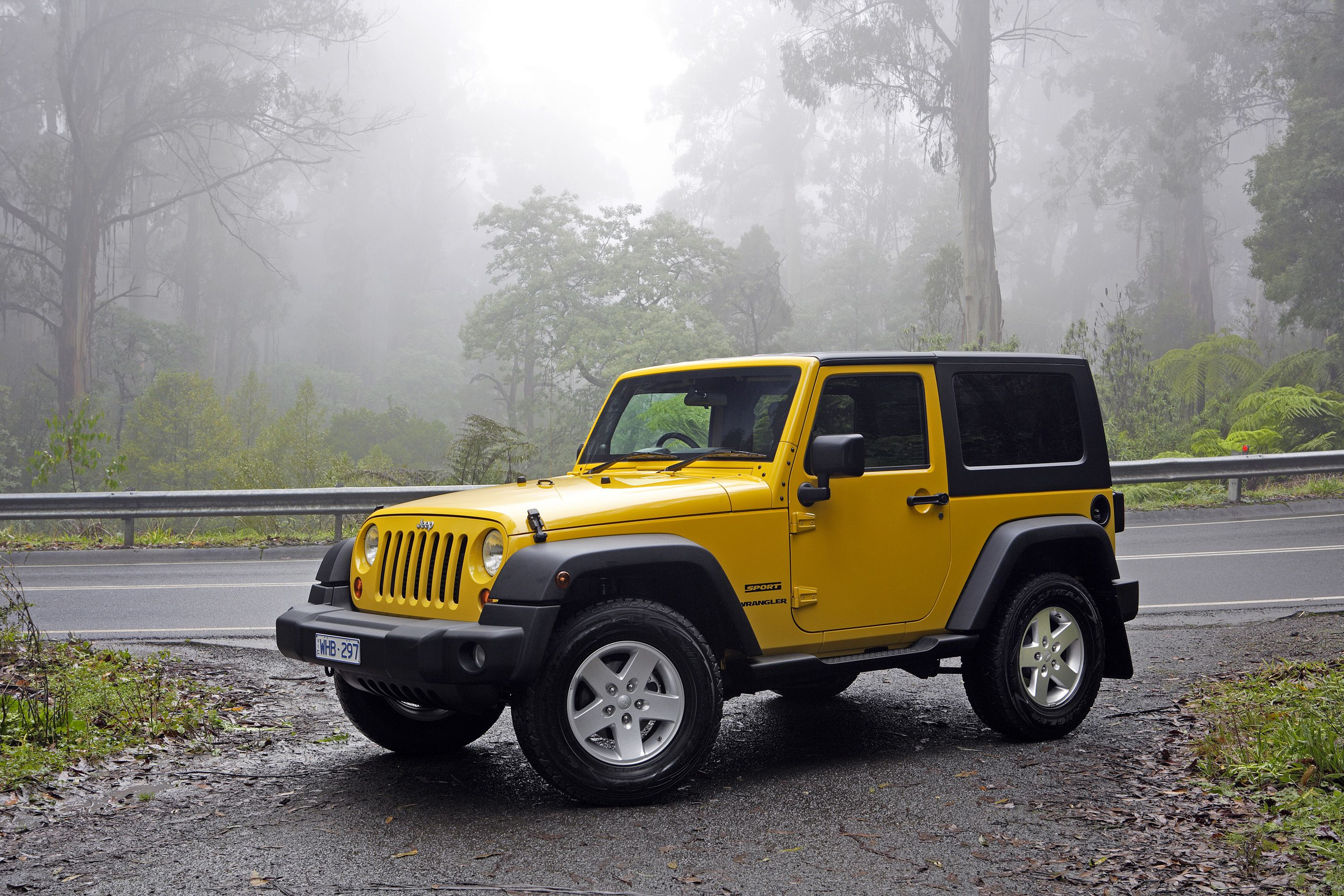 2007 10 Jeep Wrangler Sport Yellow Jeep Wrangler Yellow Jeep Jeep Wrangler