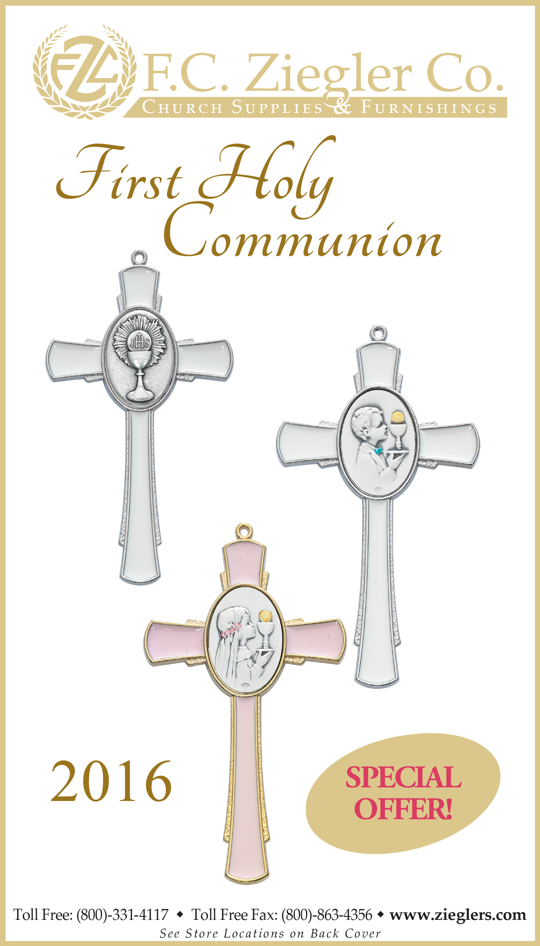 Browse our 2016 1st communion catalog for awesome first communion gift ideas for your son, grandson, grand daughter,niece, nephew, neighbor and friend that include bibles, rosaries, mass books, jewelry and more!