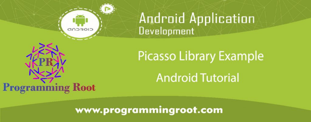 Picasso Library is an open source android library which is