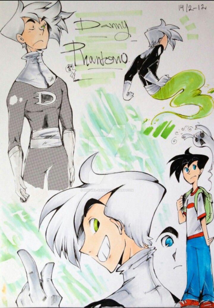 Pin by JoVena Johnson on Danny Phantom Anime, Danny