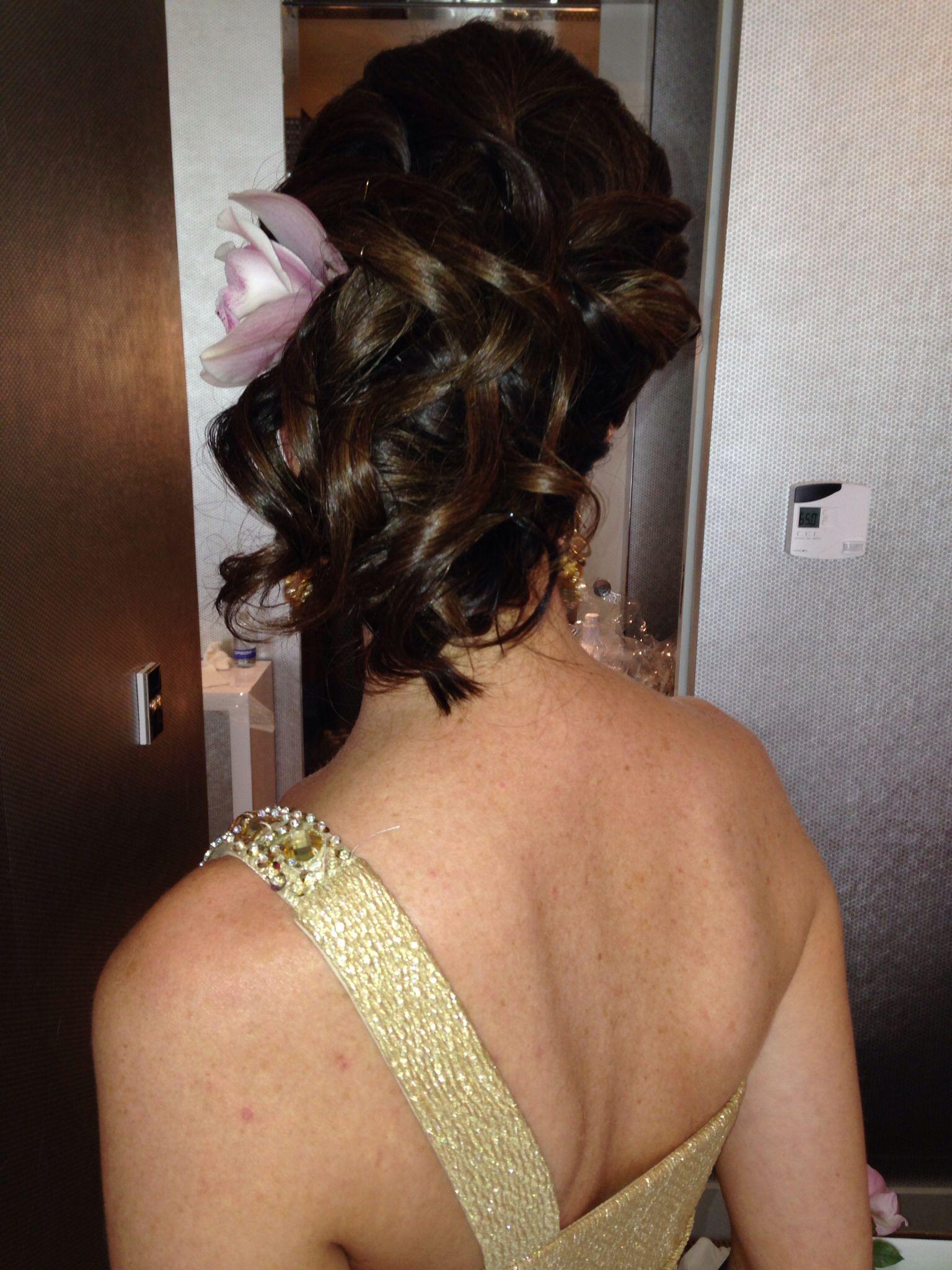 maid of honor hairstyles - newyorkfashion