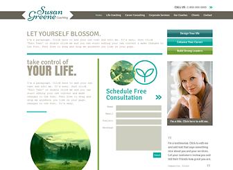 Wix Com Website Template Wellness Website Ideas Business Website