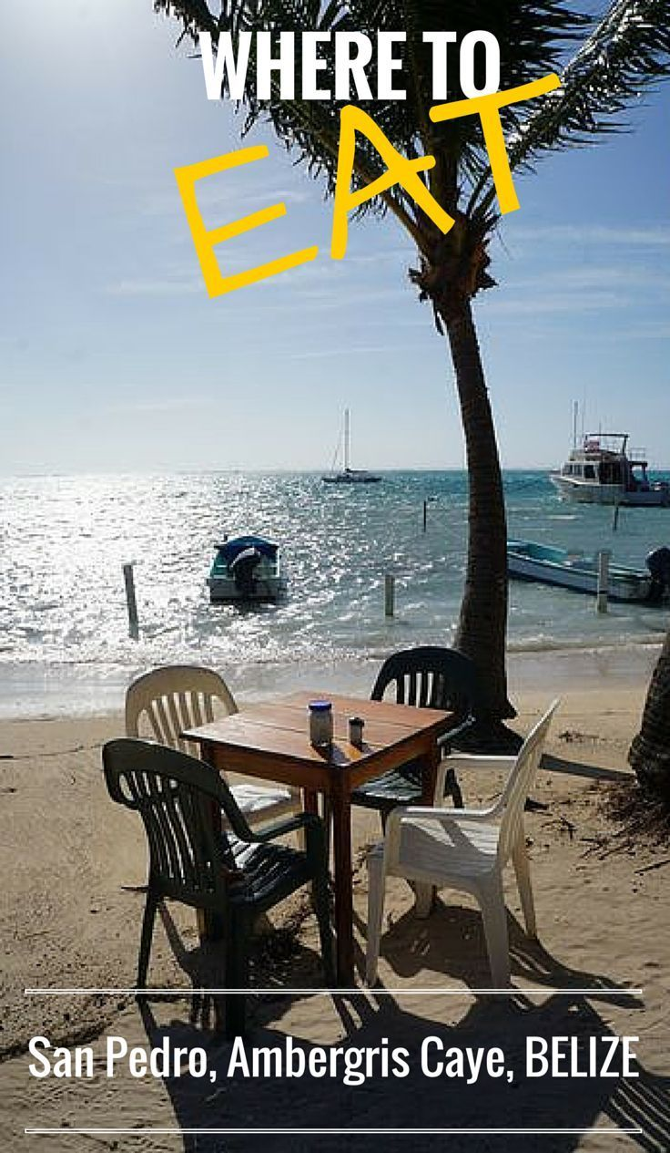 Best Ambergris Caye Restaurants Where To Eat In San Pedro