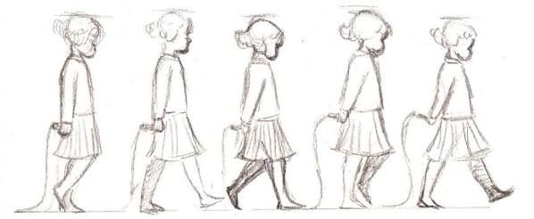 Image Result For Child Walking Reference Drawing Reference Drawings Film