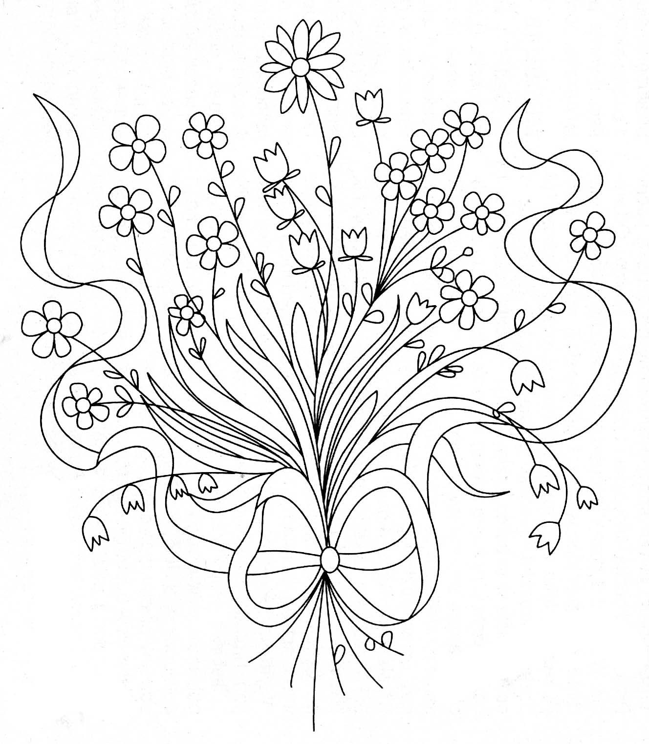 Embroidery Pattern | Embroidery: Patterns 2 | Pinterest | Embroidery ...
