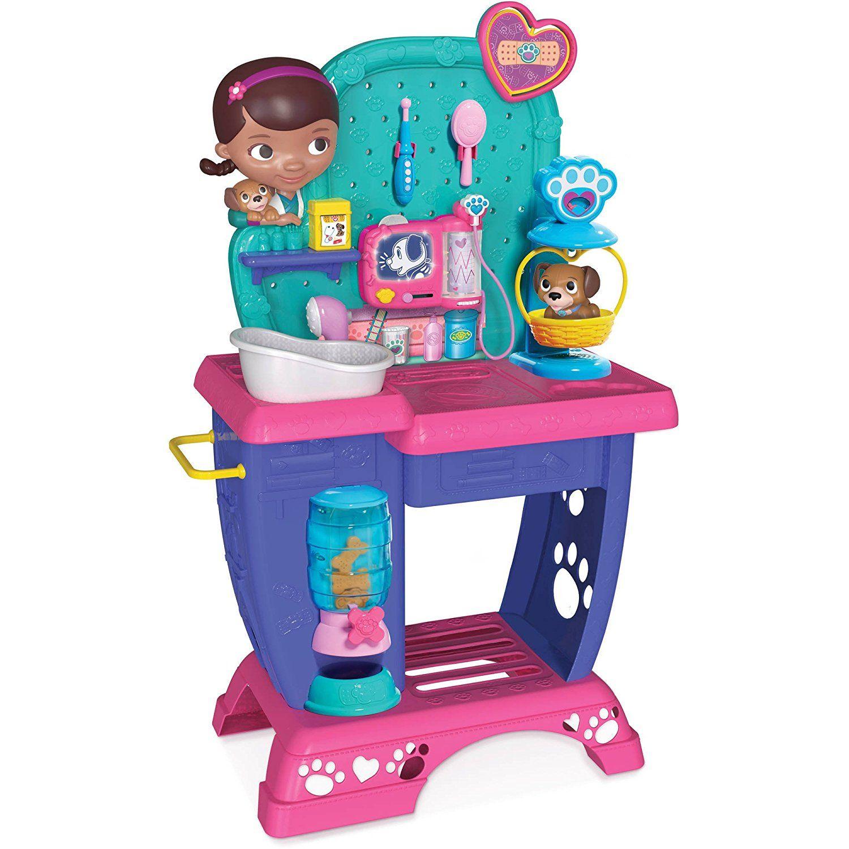 Disney Doc McStuffins Pet Vet Checkup Center Best Hot New Toys