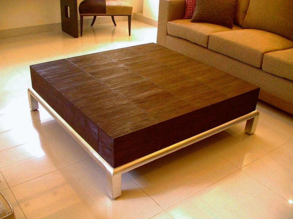 Typique Table Basse Design Artistique