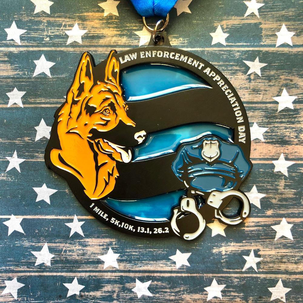2020 Virtual Races: Law Enforcement Appreciation Day
