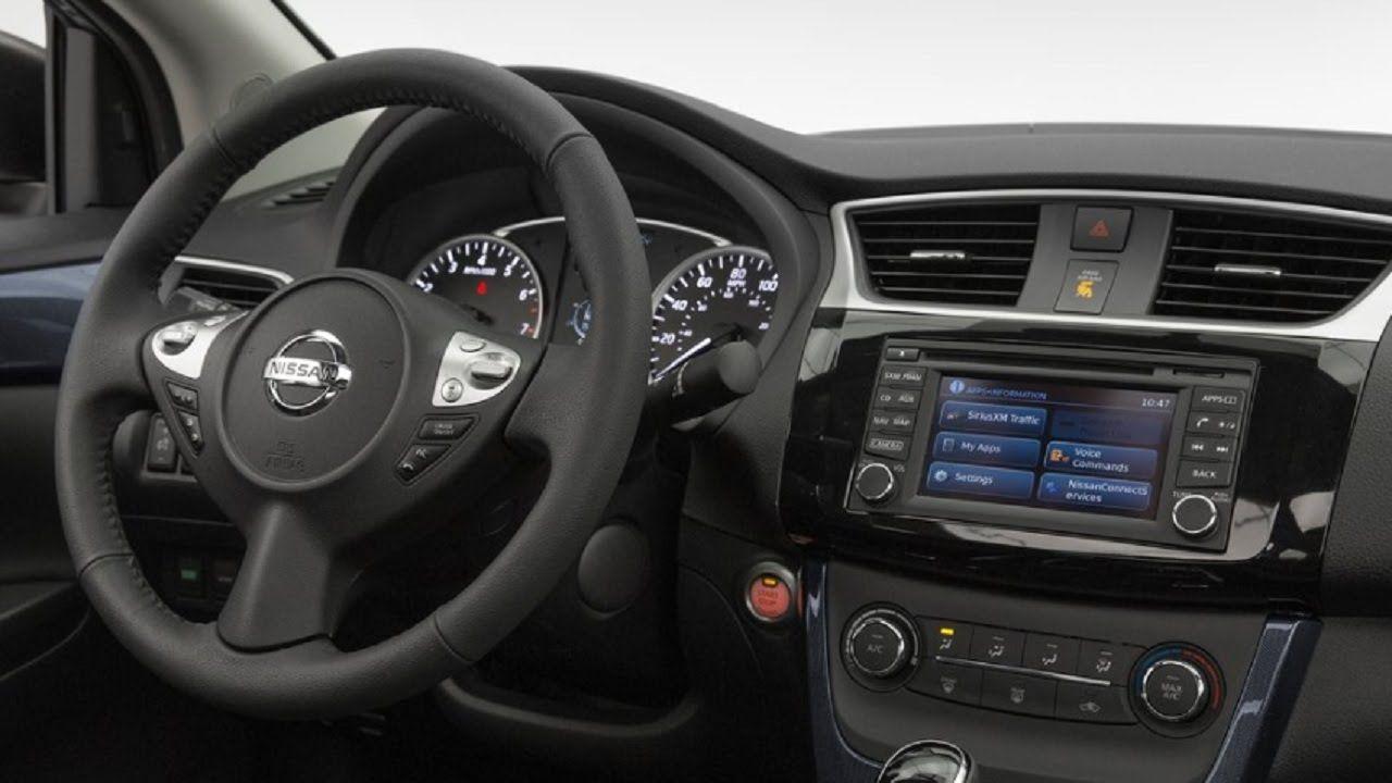 2016 Nissan Sentra Exterior Interior And Walkaround Nissan Sentra Nissan Nissan Almera