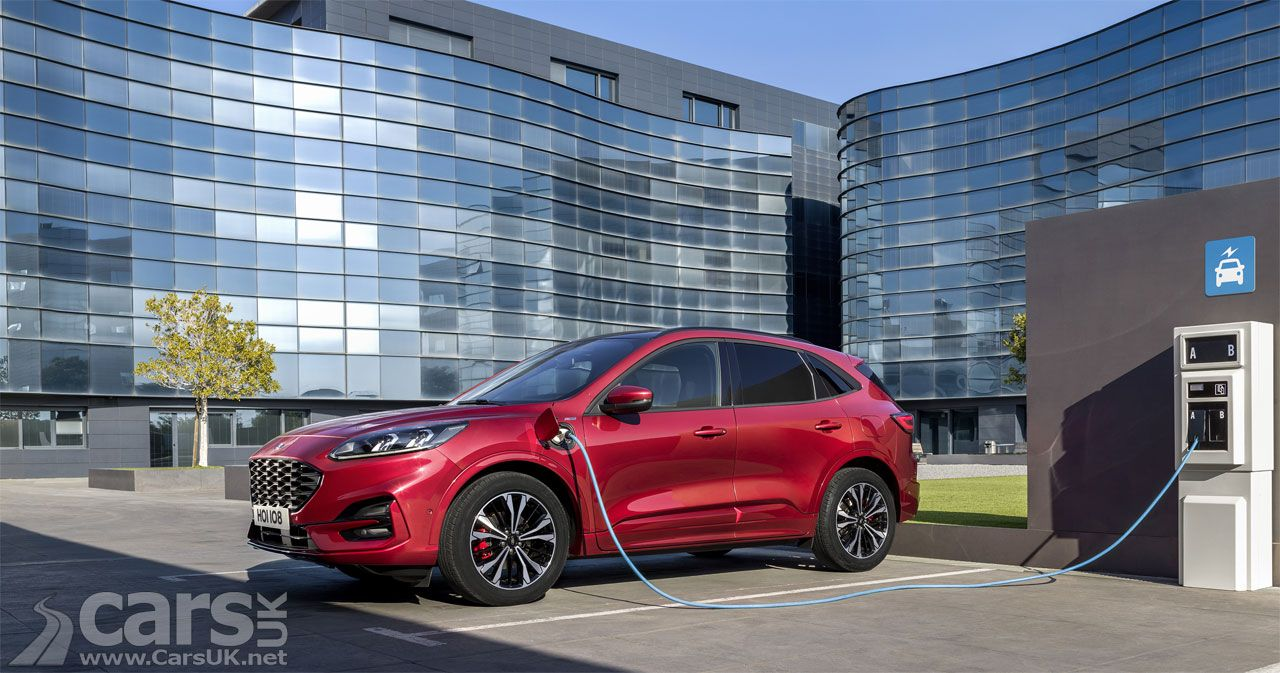 Ford relying on HYBRIDS to meet 2021 CO2 emissions not